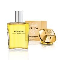Wanita Pacorabanne Lady million  pafum paco rabanne lady million