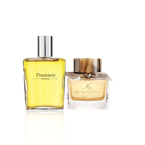 Wanita My Burberry by Burberry for Her parfum isi ulang my burberry by burberry for her